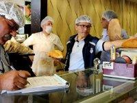 Seydişehir'de zabıta ekiplerinden Ramazan denetimi