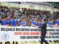 Selçuklu Belediyespor:78- Afyon Belediyespor: 84 (1-2)