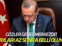 AK Parti milletvekili adayları az sonra belli oluyor! İşte son kulis bilgiler...
