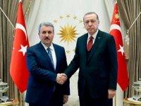 """Mustafa Destici'den """"çekilme"""" açıklaması"""