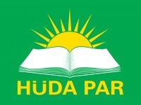 HÜDA PAR'ın Konya Milletvekili  aday listesi