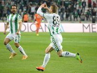 Atiker Konyaspor'un en golcüsü Skubic oldu