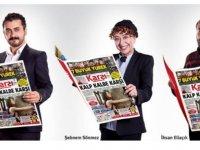 Karşı Gazetesi'nden 12 isme örgüt davası!