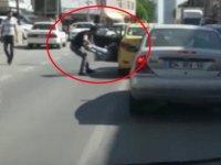 Taksicinin yola attığı kadın yaşananları anlattı!
