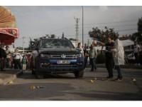 Adana'daki araç parkı kavgası