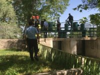 Konya'da sulama kanalında kadın cesedi bulundu