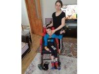 Beypazarı'nda 30 engelliye tekerlekli sandalye desteği