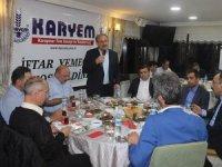 KARYEM'in iftar programı