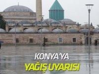Meteoroloji'den Konya'ya yağış müjdesi