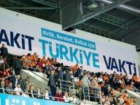 """AK Parti'nin """"Seçim Beyannamesi"""" açıklanıyor!  CANLI YAYIN"""