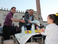 Beyşehir'de iftar coşkusu