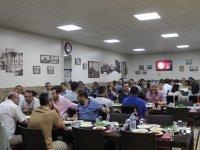 İpekyolu Derneği iftar'da bir araya geldi