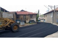 Seydişehir'de asfalt çalışmaları