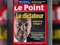 Fransız Le Point dergisine tepki