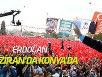 Erdoğan'ın Konya mitingi 2 Haziran'da