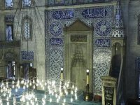 Bu camide 'cennet'ten parçalara dokunmak mümkün