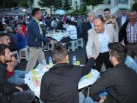 Beyşehir'de mahalle iftarları