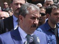 BBP Genel Başkanı Destici: AK Parti'nin seçim beyannamesi, çok doyurucu ve kapsayıcı