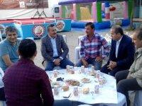 Seydişehir'de mahalle iftarları
