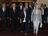 CHP'nin seçim bildirgesi ve aday tanıtım toplantısı