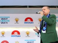 Erdoğan İlk Mitinginde Büyük Müjde