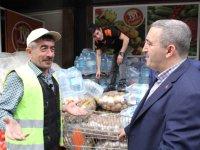 Mehmet Akif Yılmaz Seçim Çalışmalarını Sürdürdü
