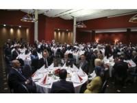 Berlin Büyükelçiliğinde iftar