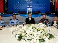 Erdoğan, İstanbul Emniyet Teşkilatı'nın iftarına katıldı