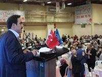 İstanbul'da yaşayan  Konyalılar İftarda Bir Araya Geldi