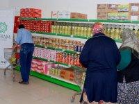 Meram'da ihtiyaç sahipleri Ramazan'da da yalnız bırakılmıyor