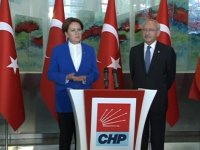 Kılıçdaroğlu - Akşener görüşmesi