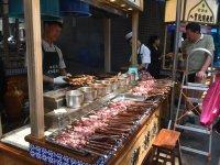 Çin'de ramazan lezzetlerinin adresi 'Müslüman caddesi'