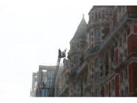 GÜNCELLEME - Londra'da otel yangını