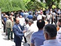 Başkan Altay Cuma Buluşmalarını Sürdürüyor