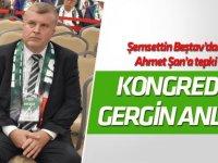 Şemsettin Beştav'dan, Ahmet Şan'a tepki: Konyaspor'u bitirdin!