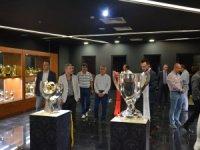 Konyaspor 'da Hilmi Kulluk yönetimi görev dağılımı yaptı