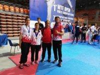 Para-Taekwondoda 2 madalya