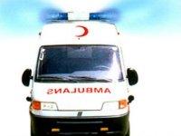 Konya'da kamyonet uçuruma devrildi: 1 yaralı