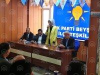 AK Parti Beyşehir'de bayramlaşma