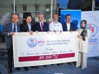 Konya'da Amatör Spor Kulüplerine destek