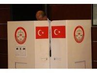 Kazakistan'da Türk seçmenlerin oy kullanma süreci sona erdi