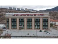 Kızılcahamam Devlet Hastanesi yeni binasında