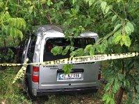 Küçük Belinay, 100 Metrelik Uçuruma Yuvarlanan Araçta Öldü