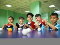 Selçuklu'da yaz spor okulları başladı