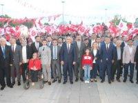 Mustafa Yıldızdoğan, Konya'da konser verdi