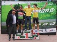 Uluslararası Mevlana Bisiklet Turunda 2. Etap Balykin'in oldu