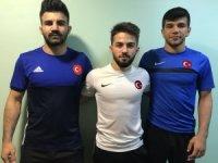 Selçuklu'dan Milli Takıma 3 sporcu