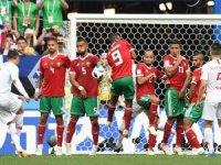 Portekiz: 1 - Fas: 0