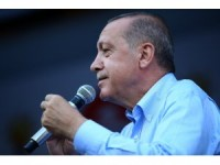 AK Parti'nin Mardin mitingi