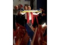 AK Parti'nin Buca mitingi